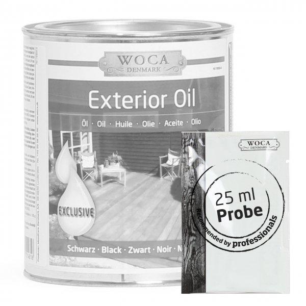Exterior Oil Schwarz Probe