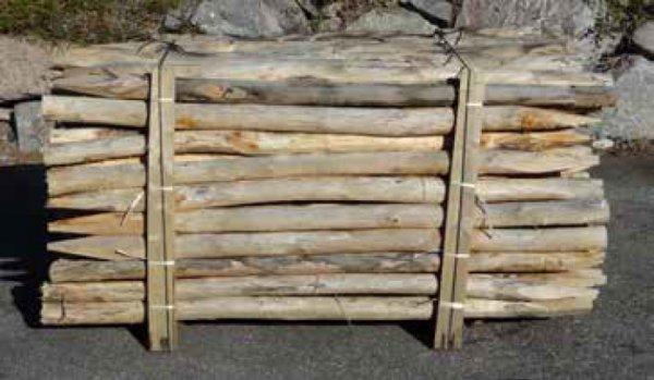 Zaunpfahle Aus Robinienholz Zaun Shop